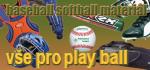 Vše pro play ball - prodejna na Tempu